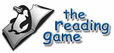 The Reading Game logo